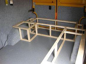 The AA Camper Van build - Page 2 - VW T4 Forum - VW T5 Forum