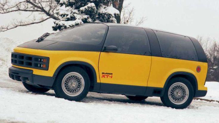 1987 Chevrolet Blazer Xt 1 Classic Cars Chevy Retro Cars Small Pickup Trucks