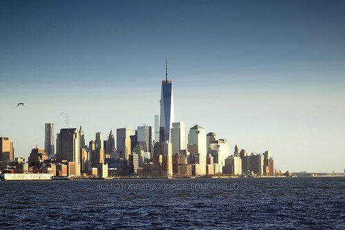 Bajo Manhattan y WTC (Ex Fredom Tower) - New York (USA)