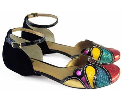 CIRCUS - Louloux - Sapatos Colecionáveis
