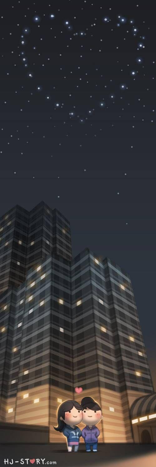 HJ-Story :: Stars | Tapastic - image 1