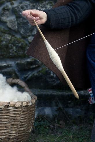 O ciclo da lã - Portugal