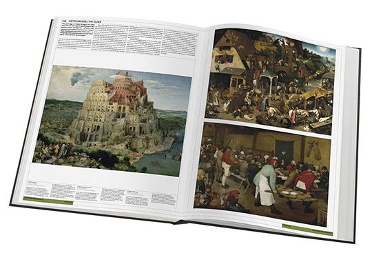 """""""The Art Museum"""" Book - The Ultimate Art Book"""
