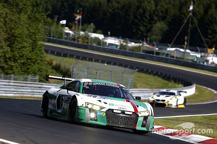 Nurburgring 24h: Land Audi chytne nepravděpodobné vítězství na posledním kole