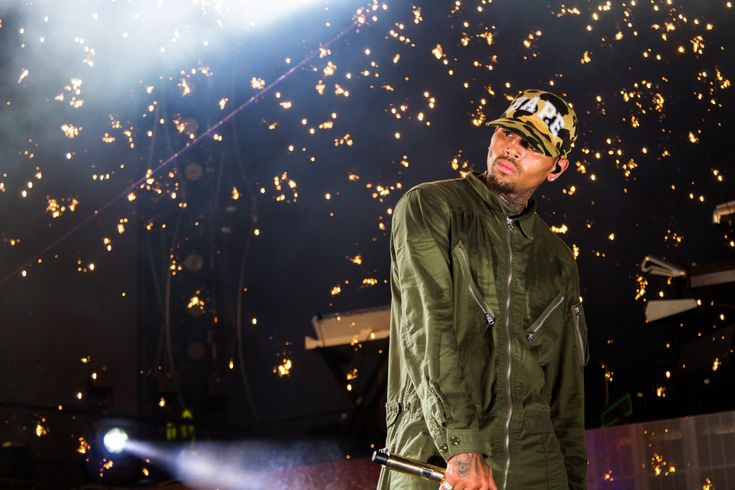 Chris Brown: Welcome To My Life (2017) Photo