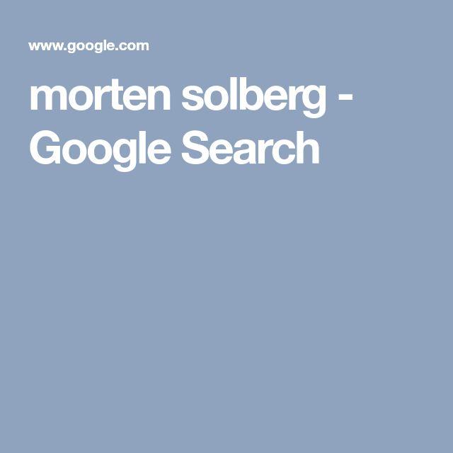 morten solberg - Google Search
