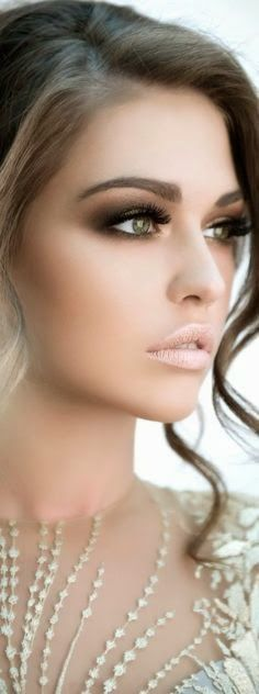 Bridal make-up - http://www.linacameron.com/before-after/