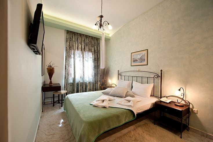 The best choice to enjoy your weekend! One of our double rooms