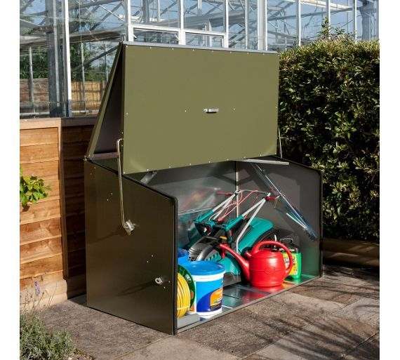 Buy Rowlinson Secure Garden Store at Argos.co.uk, visit Argos.co.uk to shop online for Garden storage boxes and cupboards, Conservatories, sheds and greenhouses, Home and garden