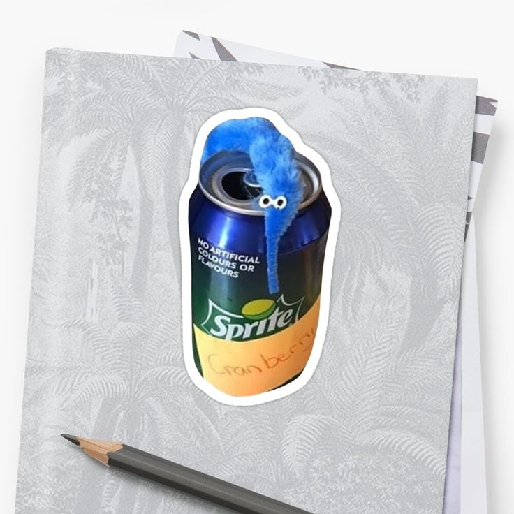 Millions Of Unique Designs By Independent Artists Find Your Thing Sprite Cranberry Transparent Stickers