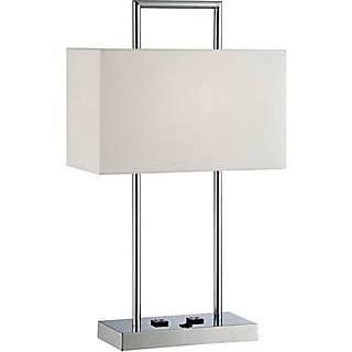 8 best lamps images on pinterest break outs buffet lamps and outlets lite source ls 22473 metal base table lamp with outlets aloadofball