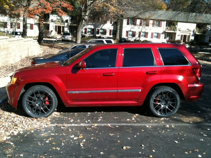 2005 jeep grand cherokee with black rims | Thread: Need Suggestions...Jeep Cherokee Rims