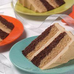 Ensoñador Pastel de Moca | Recetas de Nestlé | ElMejorNido.com