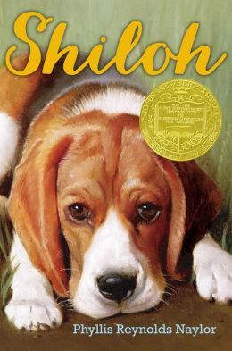 Shiloh by Phyllis Reynolds Naylor. 1994 Winner
