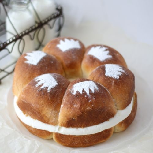 Roscón de Reyes. Cómo preparar Roscón de Reyes casero. - La Receta de la Felicidad