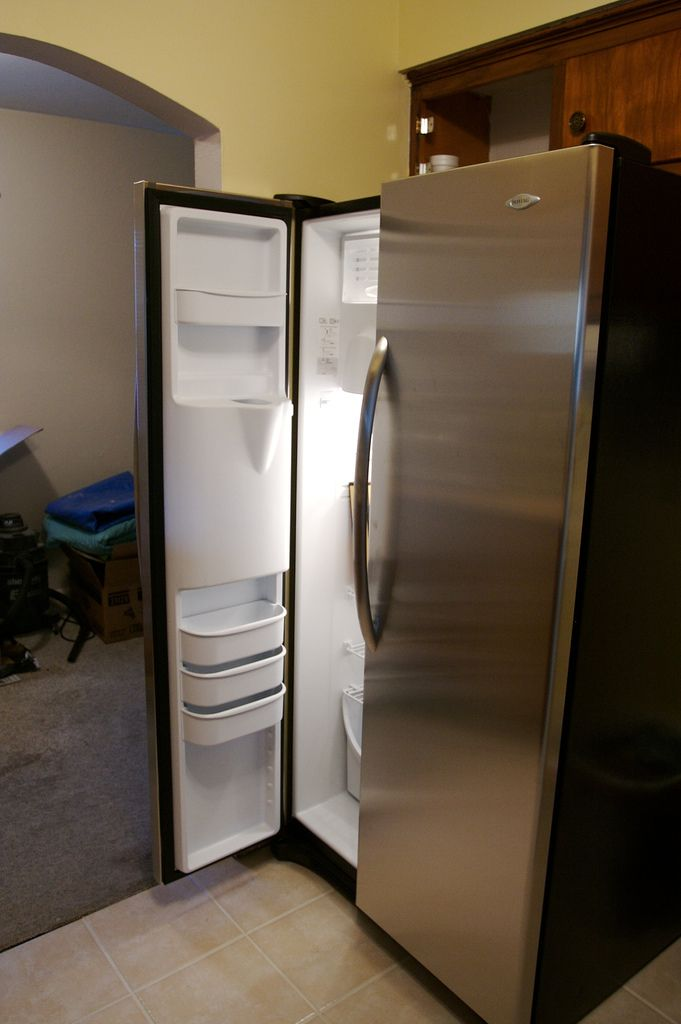 Remove A Dent From A Stainless Steel Refrigerator