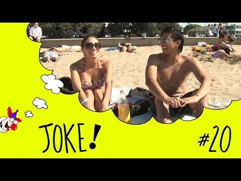 Joke #20 - YouTube