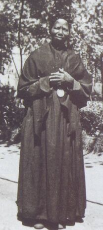 St Josephine Bakhita | Expondo Idéias: Santa Josefina Bakhita, virgem