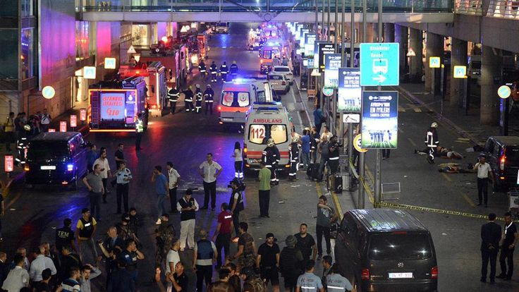 What #amazingfacts of #IstanbulAirport might have attracted terrorists to carry out #IstanbulAirportAttack that killed nearly 50 and left 147 injured?