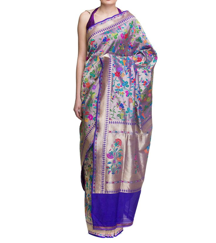 Vinayak Couture banarasi sari
