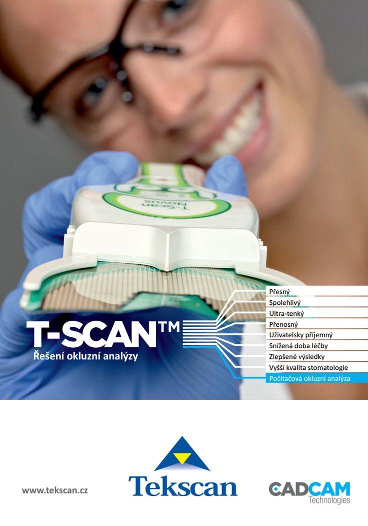 Konec hádání okluze! T-Scan - digitální měření okluze | stomatologie | Pdf brožura online ke stažení.