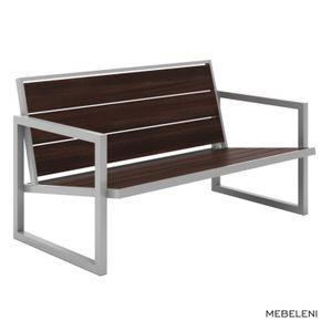 Скамейка. #11 - Садовые скамейки - Магазин - Мебель из металла, кресла и диваны, садовая мебель, скамейки и столы для дачи