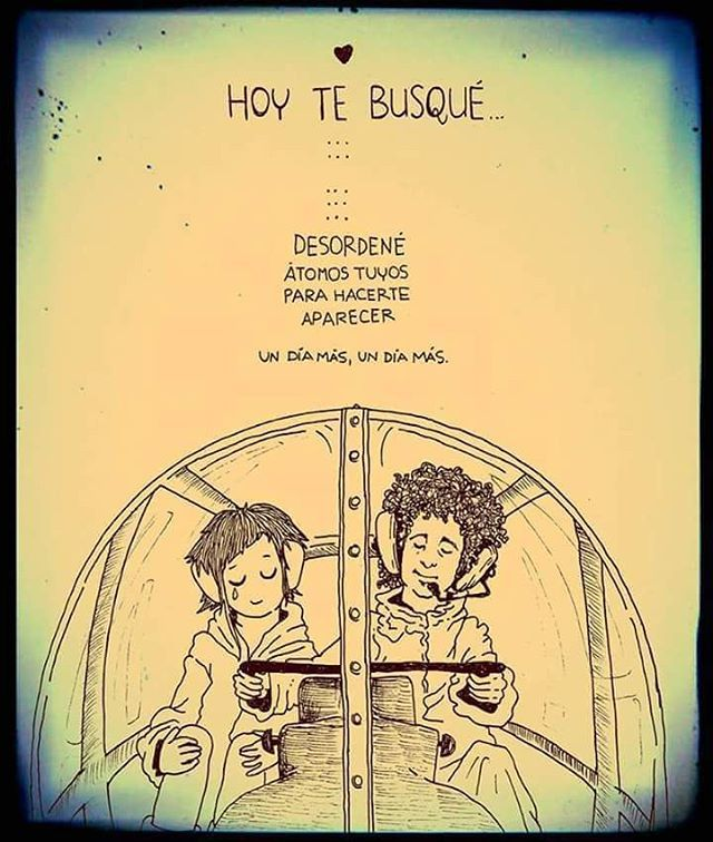 """""""Un día más, un día más"""" - Dibujo original por @annlee_marchi, muchas gracias por tanta belleza.  #GustavoCerati #Puente #Cerati #CeratiInfinito #CeratiEterno #RecordarteEsUnHermosoLugar"""