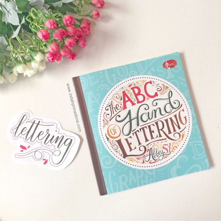 the abcs of hand lettering review of this book on my blog