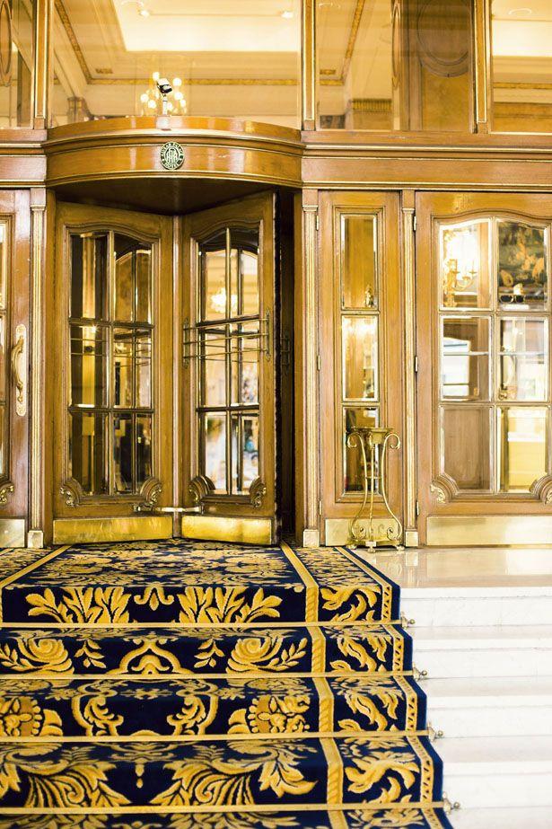 El histórico Alvear Palace Hotel en Buenos Aires.