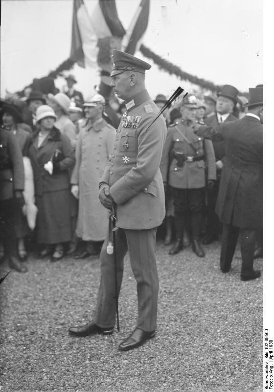 Oskar von Hindenburg