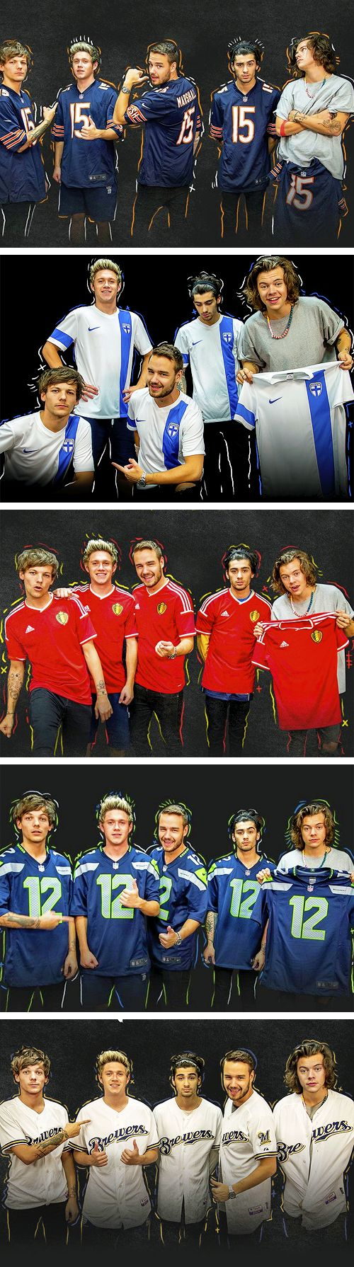 The 237 Best 1d Af Images On Pinterest One Direction One