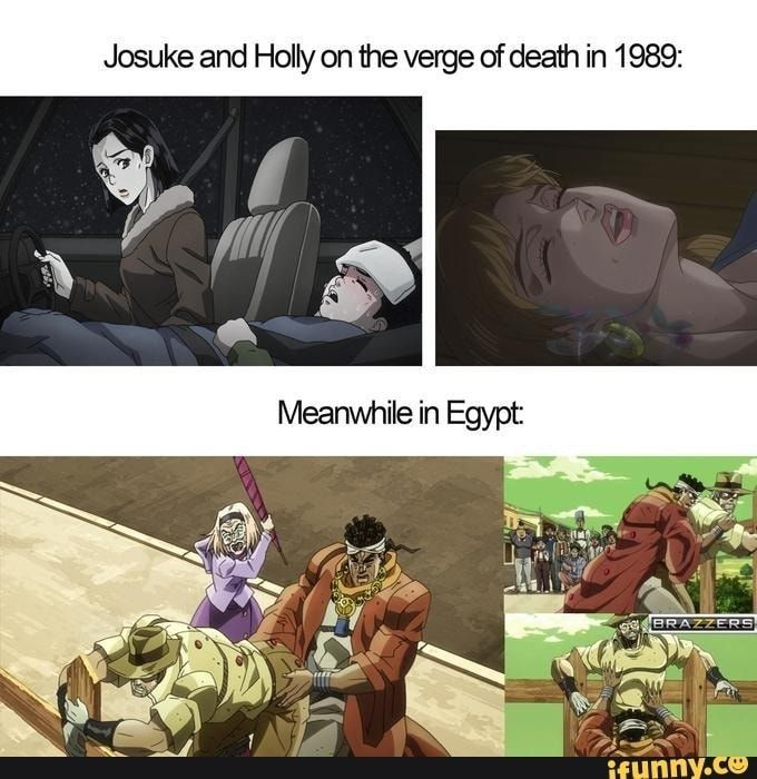 Memy Z Jojo 2 Jojo Bizarre Jojo Bizzare Adventure Jojo Anime