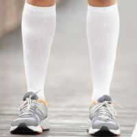 Gear Tip: How to put on compression socks | Runner's World