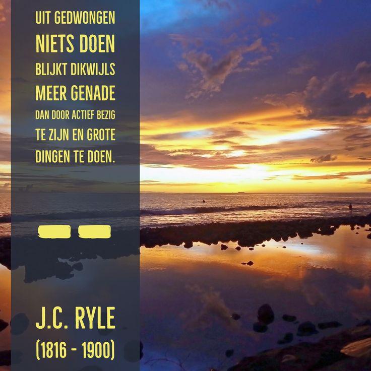 Meer genade - J.C. Ryle (1816 – 1900)
