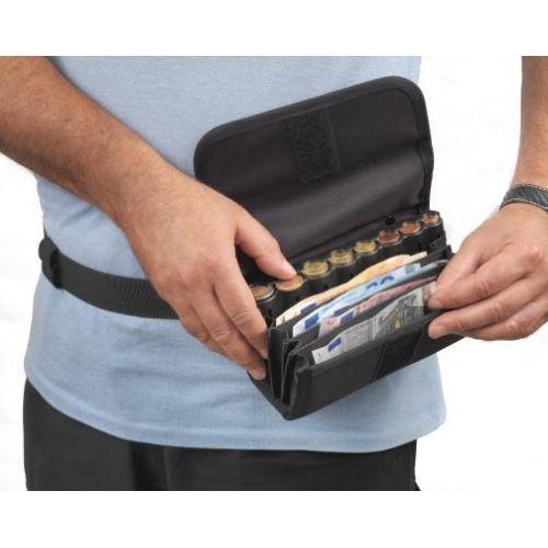 Euro marsupio porta monete e banconote euro bag - Porta tessere e banconote ...