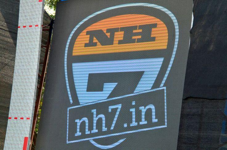 Bacardi NH7 Weekender, Bangaluru, India