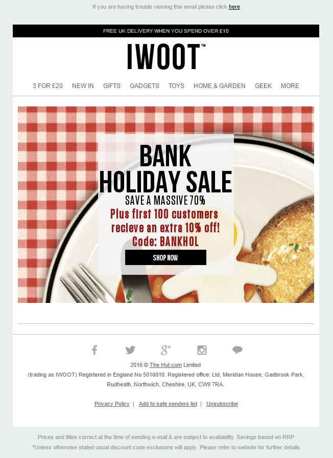 Best Competition Emails Images On   Email Marketing