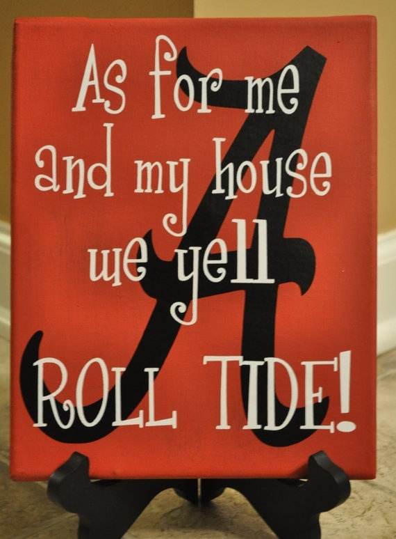 ROLL TIDE!!Tide Rolls, Football Seasons, Alabama Baby Boys, Wars Eagles, Alabama Rolls Tide, Crimson Tide, Roll Tide, Alabama Football Room Ideas, Alabama Football Parties Ideas