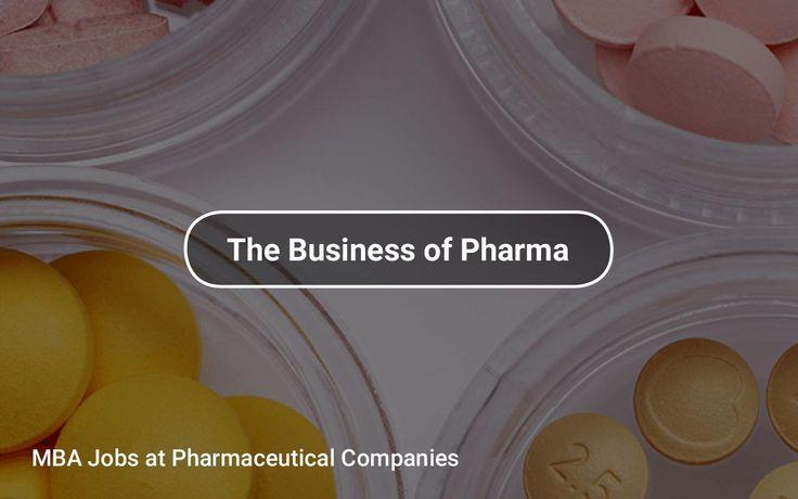 MBA Jobs at Pharmaceutical Companies #MBA #Pharma #Biotech #Marketing #Sales http://j.mp/2iALQ65