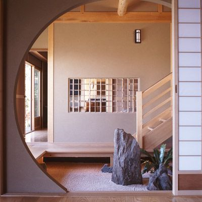 we share this story about japanese traditional house East Wind (Higashi Kaze), Inc. works with clients to design and build traditional Japanese houses