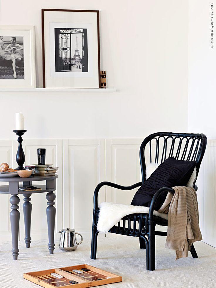 DIY – egen väggpanel | IKEA Livet Hemma – inspirerande inredning för hemmet
