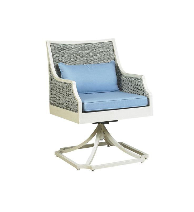 Mooring Swivel Dining Chair