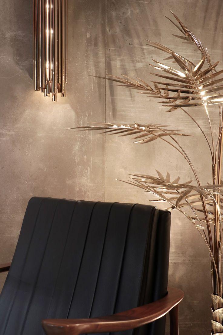 Midcentury design trends at Salone del Mobile 2017   Discover more @essentialhomeeu interior design ideas at https://www.brabbu.com/partners-brabbu/   #isaloni #salonedelmobile #livingroom