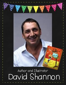 Author Spotlight: David Shannon