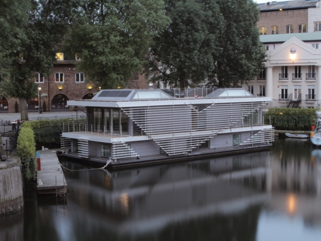 Inachus Floating Home By Sanitov Studios @ LDF