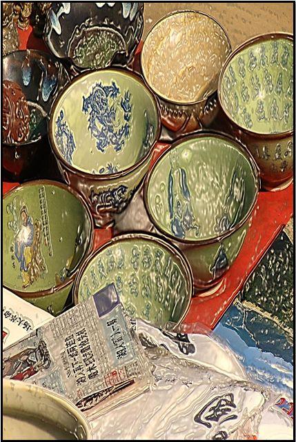 Bowls in China
