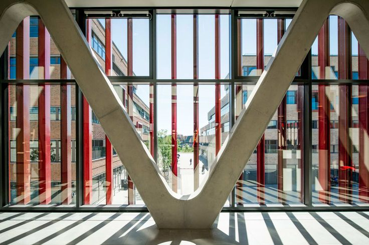 ASTOC Architects and Planners, HPP Architects, Christa Lachenmaier · Ruhr West University