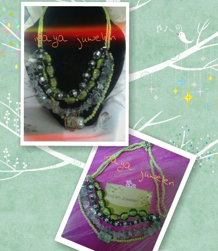 Special edition of neclace
