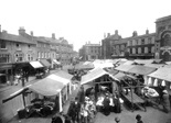 Photo of Market 1922, Kettering