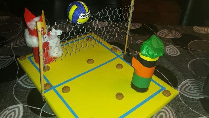 Surprise volleybal